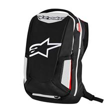 ALPINESTARS City Hunter Noir-Blanc-Rouge