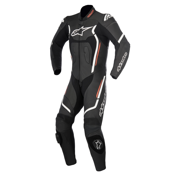 ALPINESTARS Motegi V2 1PC Suit Zwart-Wit-Rood