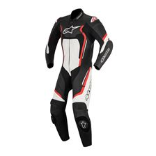 ALPINESTARS Motegi V2 1PC Suit Zwart-Rood-Wit