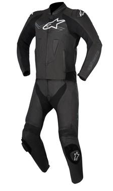 Challenger V2 2PC Suit Zwart