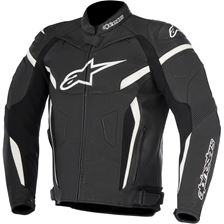 ALPINESTARS GP Plus R V2 Jacket Noir-Blanc