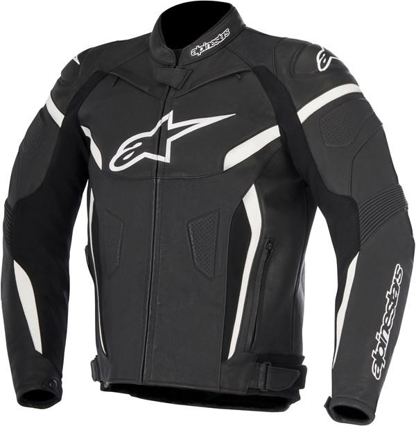 ALPINESTARS GP Plus R V2 Jacket Noir-Blanc