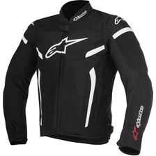 ALPINESTARS T-GP Plus R V2 Air Zwart-Wit