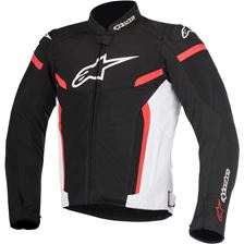 ALPINESTARS T-GP Plus R V2 Air Zwart-Wit-Rood