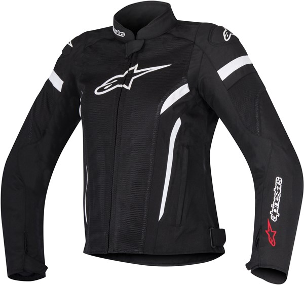 ALPINESTARS Stella T-GP Plus R Air V2 Noir-Blanc