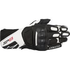 ALPINESTARS SP-8 V2 Zwart-Wit