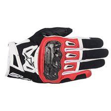 ALPINESTARS SMX-2 Air Carbon V2 Noir-Rouge-Blanc