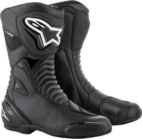 ALPINESTARS SMX-S Waterproof Zwart-Zwart
