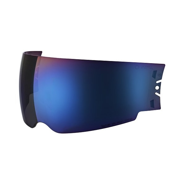 SCHUBERTH Zonnevizier C4, C3 (-Pro), S2 (Sport), E1 XL-3XL, Iridium Blauw