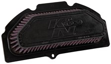 K&N Luchtfilters SU-9915