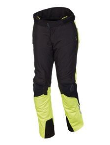 MACNA Iron Zwart - Fluo geel Kort