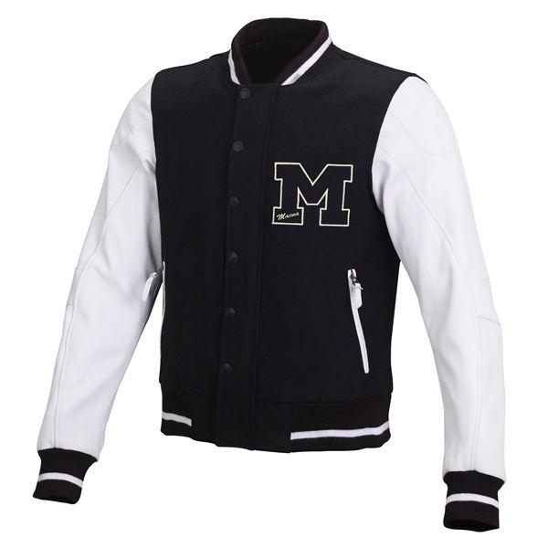 MACNA College Zwart - Wit