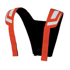 MACNA Vision Vest Orange Fluo