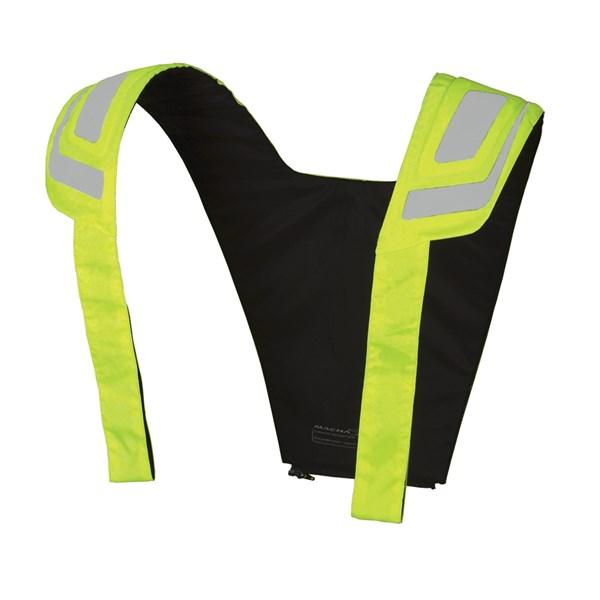 MACNA Vision Vest Fluo geel