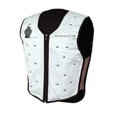 MACNA Dry Cooling Vest Blanc