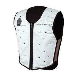 MACNA : Dry Cooling Vest - Wit