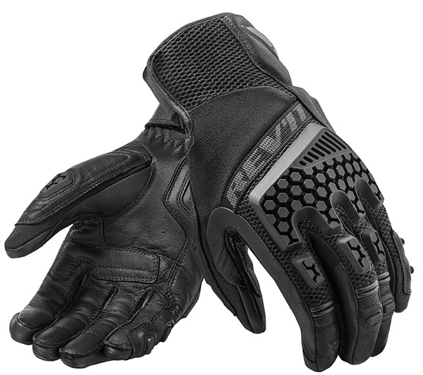 REV'IT! Sand 3 Glove Zwart
