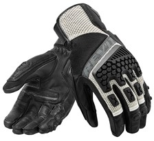 REV'IT! Sand 3 Glove Zwart-Zilver
