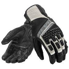 REV'IT! Sand 3 Glove Zwart-Zilver