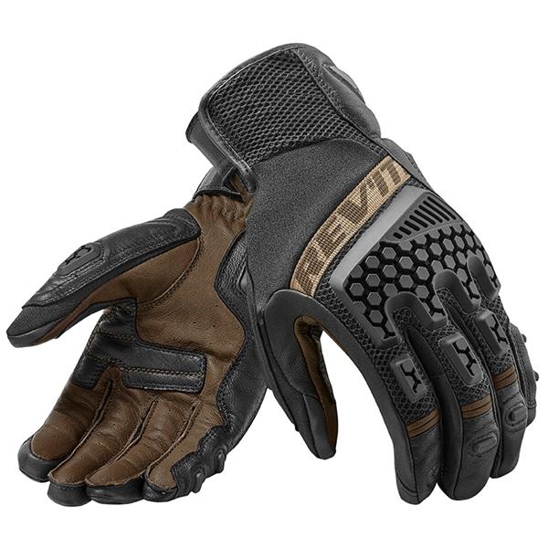 REV'IT! Sand 3 Glove Noir-Sable
