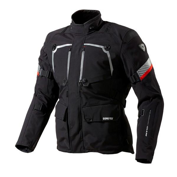 REV'IT! Poseidon GTX Jacket Zwart