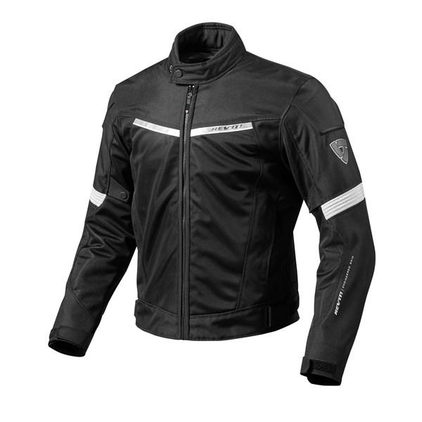 REV'IT! Airwave 2 Jacket Noir-Blanc