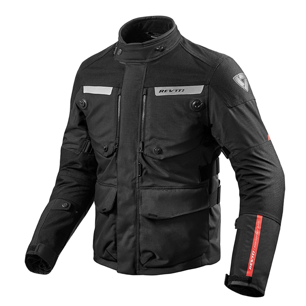 REV'IT! Horizon 2 Jacket Noir