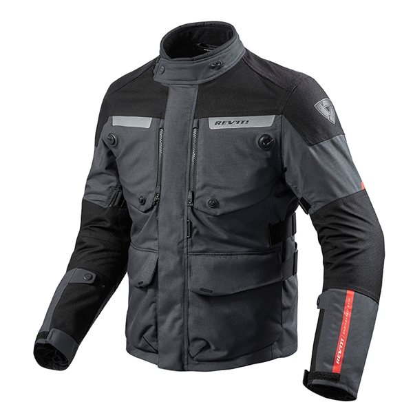REV'IT! Horizon 2 Jacket Anthracite-Noir