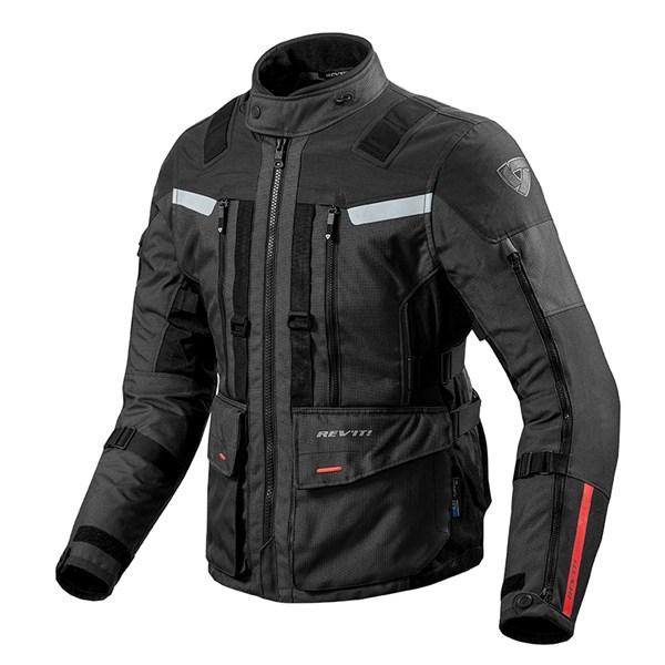 REV'IT! Sand 3 Jacket Noir
