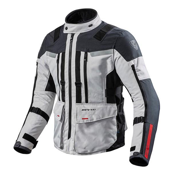 REV'IT! Sand 3 Jacket Argent-Anthracite