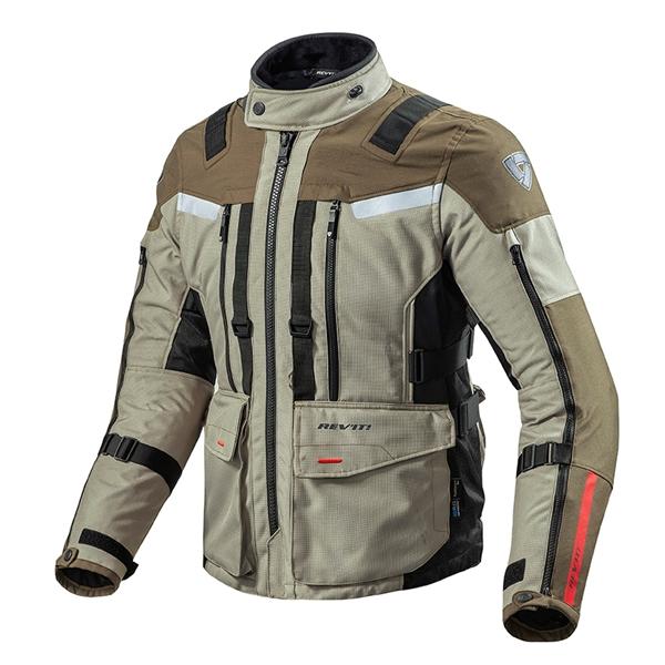 REV'IT! Sand 3 Jacket Zand-Zwart