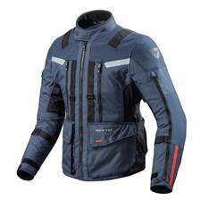 REV'IT! Sand 3 Jacket Bleu Foncé-Noir