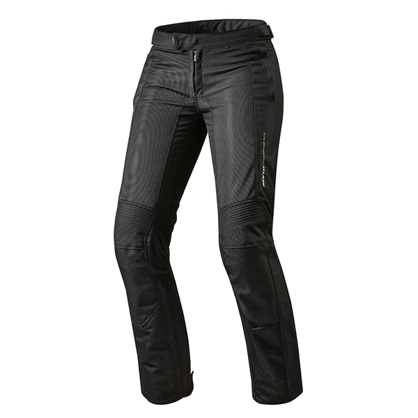 REV'IT! Airwave 2 Pants Lady Zwart Lang