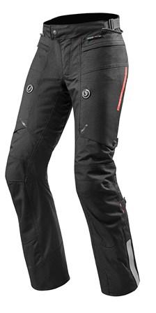 REV'IT! Horizon 2 Pants Noir Courtes
