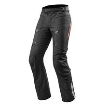 REV'IT! Horizon 2 Pants Zwart Kort