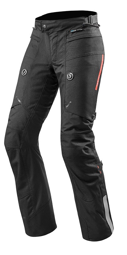 REV'IT! Horizon 2 Pants Noir Longues