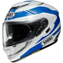 SHOEI GT-Air Swayer Blanc-Blue TC-2