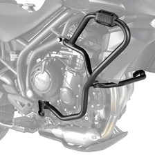 GIVI Crash bars en acier bas du moteur TN6409
