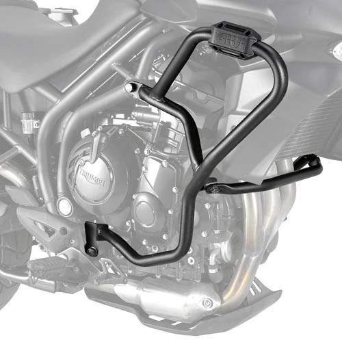 GIVI Stalen valbeugels onderzijde motor TN6409