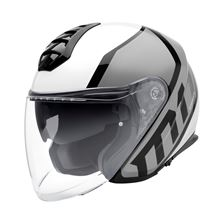 SCHUBERTH M1 Flux Zilver-Wit