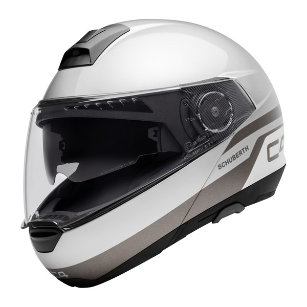SCHUBERTH C4 Pulse Argent-Blanc