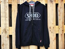 SHOEI Hoody Zip noir