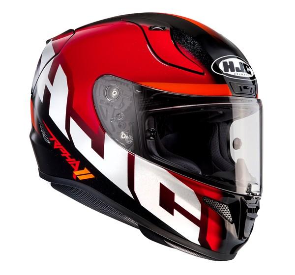 HJC RPHA-11 Spicho Rouge-Blanc-Noir