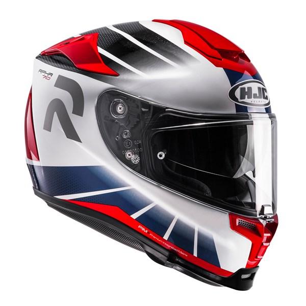 HJC RPHA-70 Octar Rouge-Blanc-Noir
