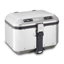 GIVI DLM46 Trekker Dolomiti top case aluminium