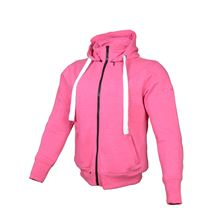 BOOSTER Hoodie Kevlar Core Lady Roze