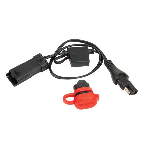OPTIMATE O-47 câble adaptateur Ducati vers SAE