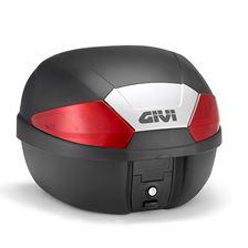 GIVI B29 top case réflecteurs rouges