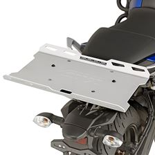 GIVI Roll bag drager in aluminium EX2M