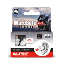 ALPINE MotoSafe Race Bouchons d'oreille